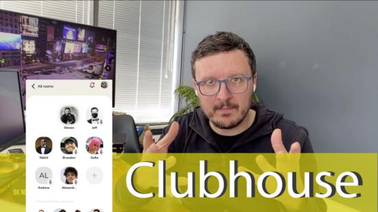 Τι ειναι το Clubhouse και πως θα το χρησιμοποιησω (Video).